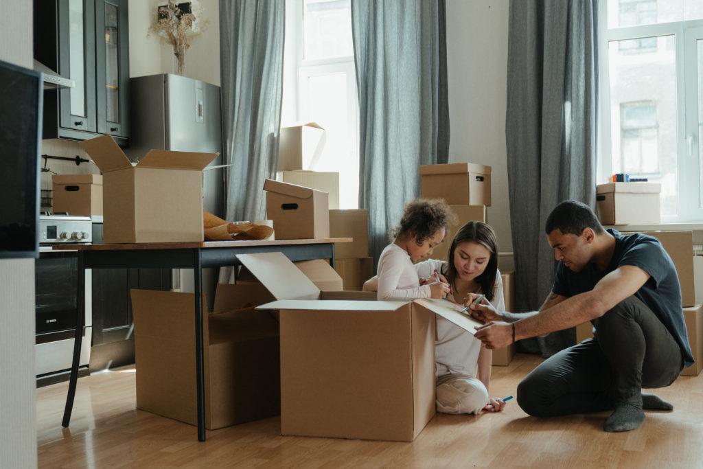 verhuizen wat te regelen